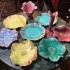 Petalware by Doris and Alvaro Suman of Suman Pottery, Sierra Madre, CA