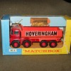More Mountain Moving Matchbox Mondy King Size K-1 Foden Tipper Truck