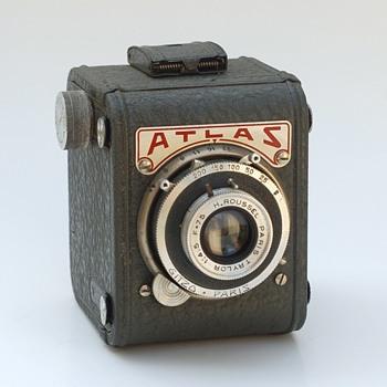 Vergne Atlas - Cameras