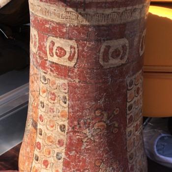 Pre Columbia Pottery ??? - Pottery