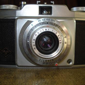 AGFA CAMERA - Cameras