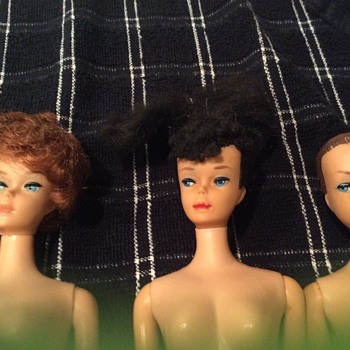 Vintage Barbies - Dolls