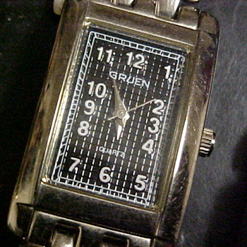 gruen GR 203 ladies wrist watch - Wristwatches