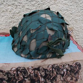 iraqi m80/03  helmet  - Military and Wartime