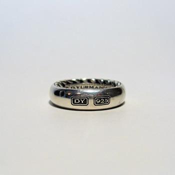 DAVID YURMAN - USA  - Fine Jewelry