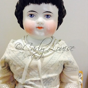 ABG China Head Doll - Dolls