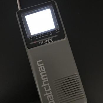 Sony Watchman TV. - Electronics