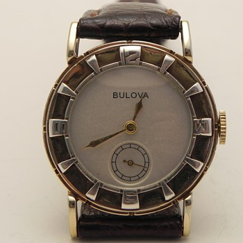 1950 Bulova Berkshire - Wristwatches