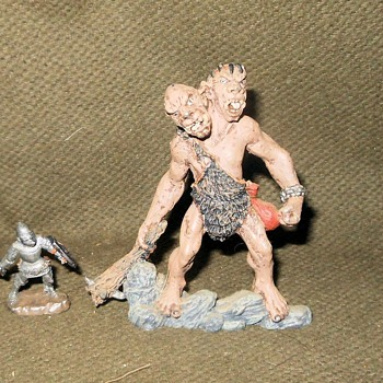 More Metal Miniatures 25mm Scale - Toys