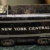 Toy Tin Train Car - New York Central