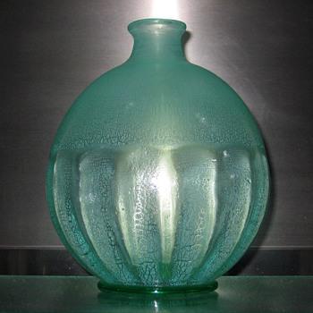 Serica copier leerdam art glass - Art Glass