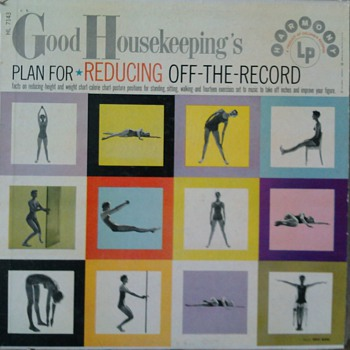 RECORDS - GETTIN' FIT - Records