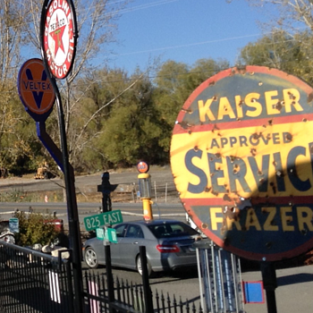 Kaiser/Frazer cars