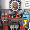 Victor topper gumball machines