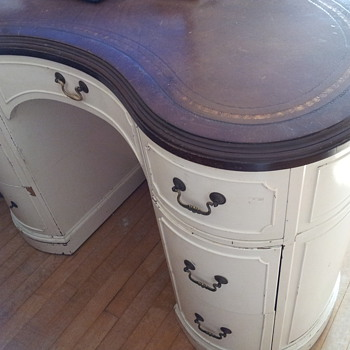Can anyone tell me about this desk? - Furniture