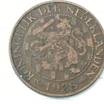 Dutch coin  - World Coins