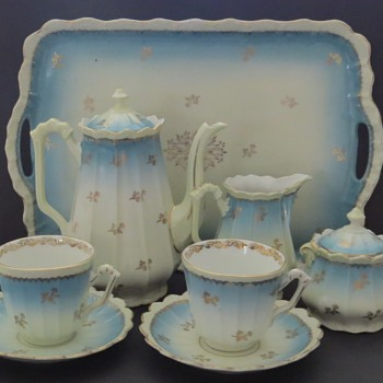 Tete a Tete Coffee Set - Continental - China and Dinnerware