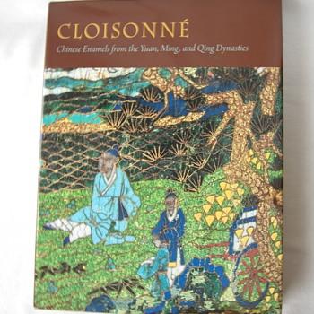 Superb French Museum of Decorative Arts in Paris Publication, About Antique Oriental Far East Cloisonne Objets - Books