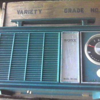 Sony Transistor Radio