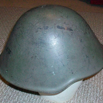 Unknown helmet ..again