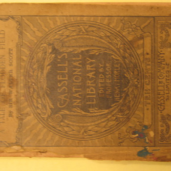 Cassell & Company LTD.   copyrighted 1888 - Paper