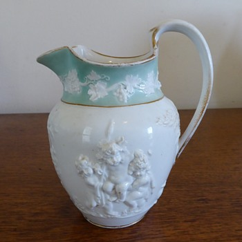 Antique Spode Jug - China and Dinnerware