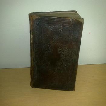 Dutch and English dual language Bible New Testament Published 1865