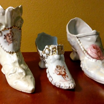 Esther's miniature shoe collection - Figurines