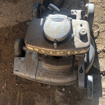 Barn Find - 1958 Lawn-Boy Mower - Quietflite - Tools and Hardware