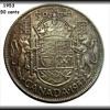 Canadian 1953 - .50 cent piece