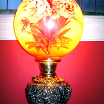 Banquet Lamp - Lamps