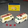 Matchbox 62b Commer TV Service Van