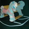 1950 Wonder shoo fly spring horse