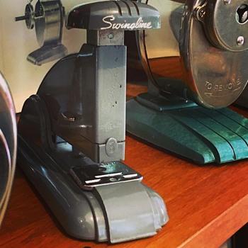 Swingline Speed Stapler no.3 - Art Deco