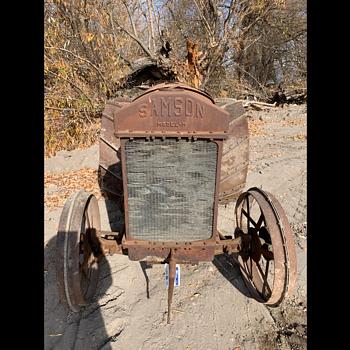 Sampson tractor - Tractors
