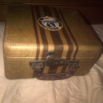 Little travel case