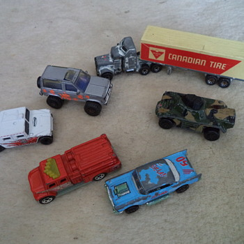 Matchbox Toy Cars - Model Cars