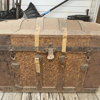 Trunk From the Past. - Furniture