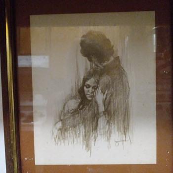 Leo Jamesen Pencil Prints - Fine Art