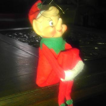thats what we need elf magic around hee - Christmas