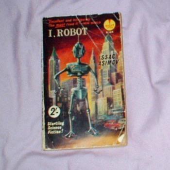 """I Robot  ..""""ISSAC""""  Asimov"""