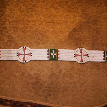 Native American Beaded item