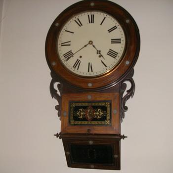 Chiming 8 Day Wall Clock - Clocks