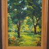 Mona Froyland Palette oil painting other name Ramona Valencia