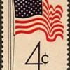 """1960 - """"U.S. Flag Issue"""" Postage Stamp (US)"""
