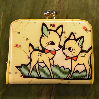 Teeny Tiny Purse from Japan [of course!] - Bags