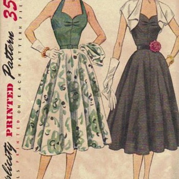 Beautiful Dresses I want to wear - Sewing
