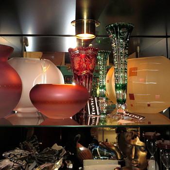 Euro Glass - Art Glass