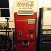 Vintage coca cola machine I just purchased