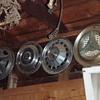 vintage hubcaps